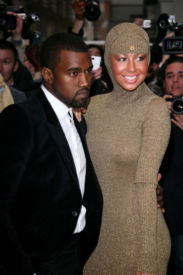 Kanye West's ex Amber Rose accuses him of 'slut-shaming' and 'bullying her for decade