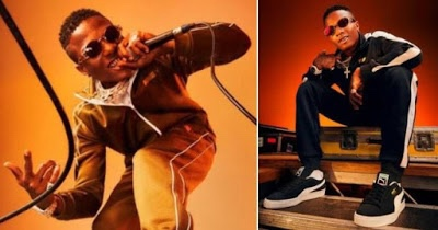 Wizkid speaks on becoming the face of PUMA… says it's a natural feeling