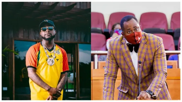 You Just destroyed all the precious memories you gave us in Movies – Davido to Desmond Elliot