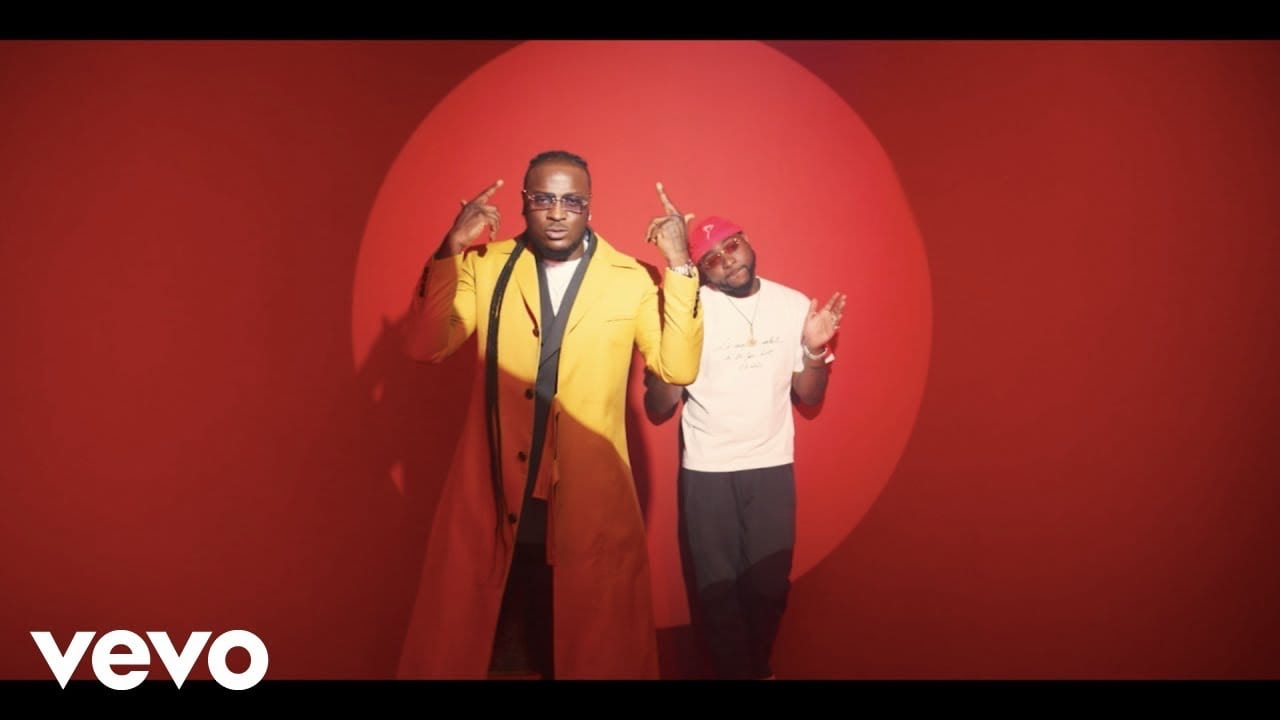 Peruzzi & Davido Shine On Cincinnati Visuals | Watch