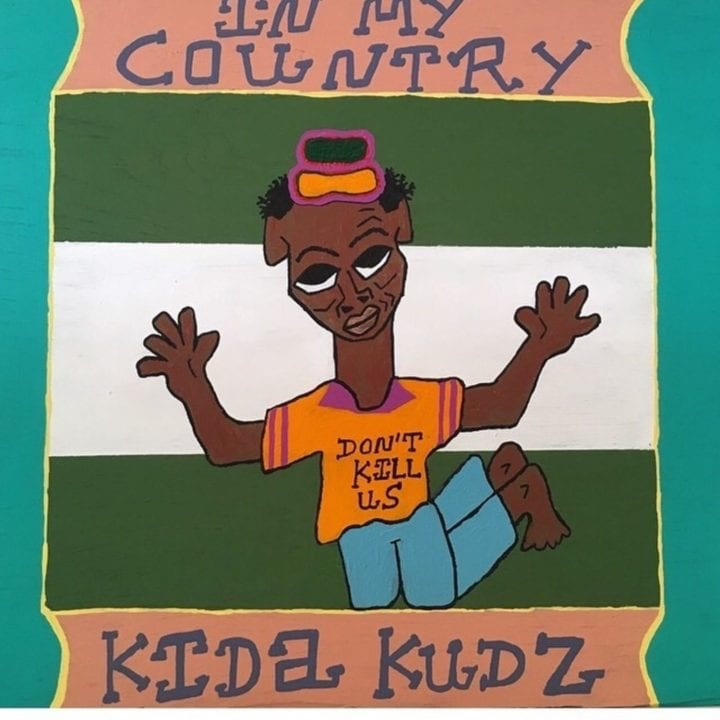 Kida Kudz releases new song, 'In My Country'