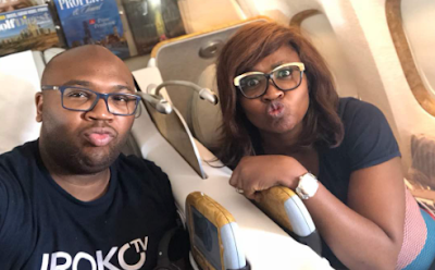 Just in: Jason Njoku and wife, Mary test positive to covid-19
