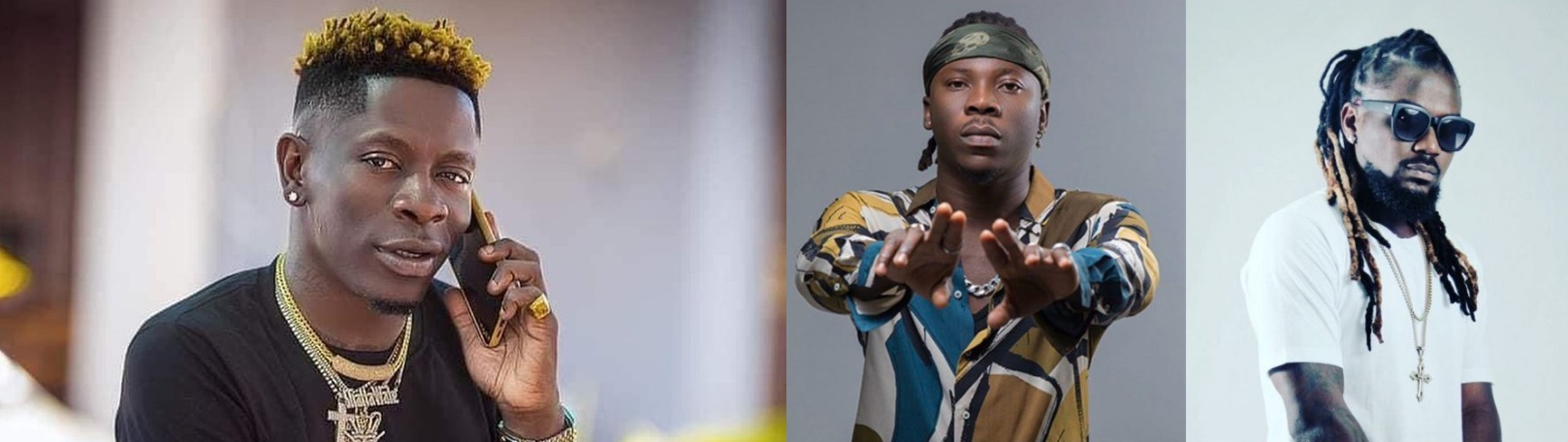 I informed Samini about the Asaase Sound Clash before he came out bashing Stonebwoy – Shatta wale