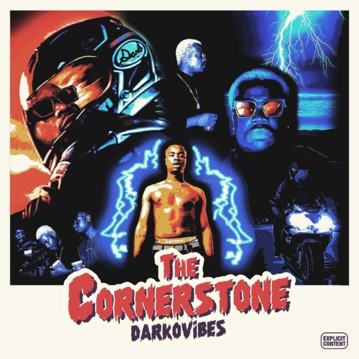Ghanaian artiste Darkovibes unleashes 'The Cornerstone' EP