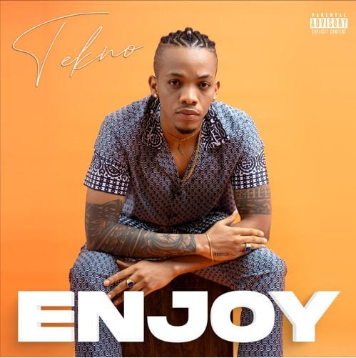 "Tekno prepares to release his much awaited debut album as he releases a new single titled ""Enjoy"""