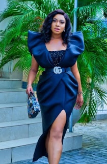 Always put your best foot forward''- Nollywood Actress Chika Ike says to motivate fans