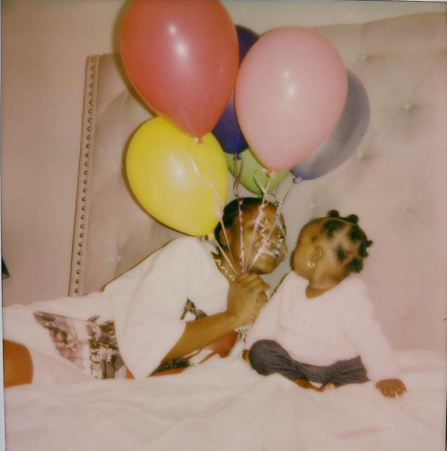Singer Simi celebrates her daughter as she turns 6-month old