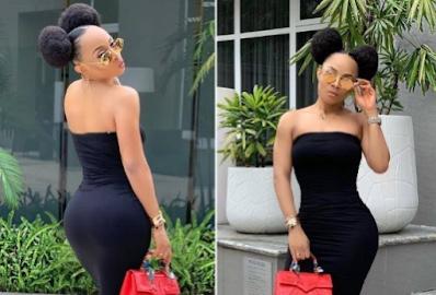 Toke Makinwa opens up on plastic surgery, says no regrets…