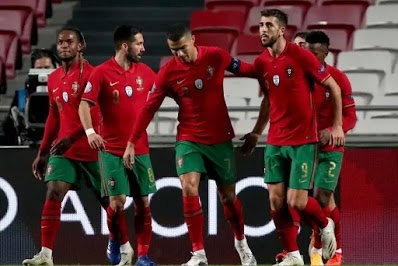 International friendlies heat up as Portugal smacks Andorra 7-0