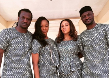 Lola Omotayo tells Peter and Paul they are BROTHERS either they like it or not in birthday message to them
