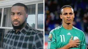 Peter Okoye and Osaze Odemwingie settle rift