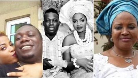 Duncan Mighty is not telling the truth, we dare him to post evidence -Sister-in-law