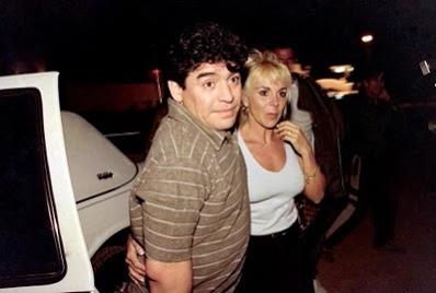 Diego Maradona's relatives 'battling over Argentine legend's £37m fortune'