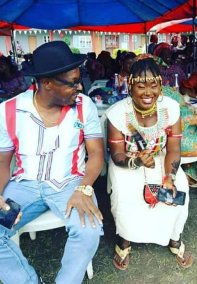 Eedris Abdulkareem and wife celebrate their 16th wedding anniversary