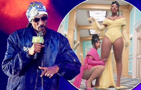 Snoop Dogg slams Cardi B's X-rated hit WAP for lacking 'privacy and intimacy'
