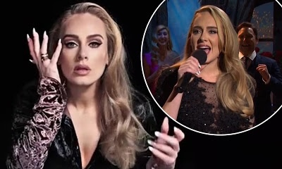 Adele finally records new music five years after last album