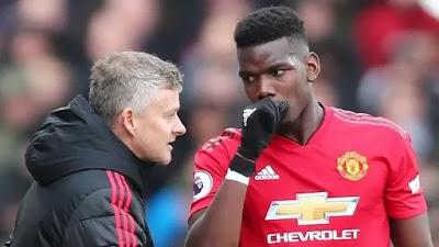 No player is bigger than Man U – Solskjaer warns Pogba