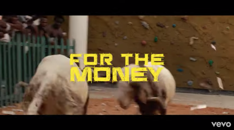 """Phyno Fino wraps up the year with 'For The Money"""" featuring Peruzzi Video"""
