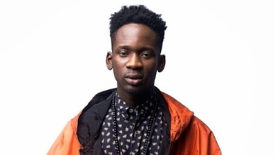 Mr Eazi gets new Laptop gift after being robbed in Ghana