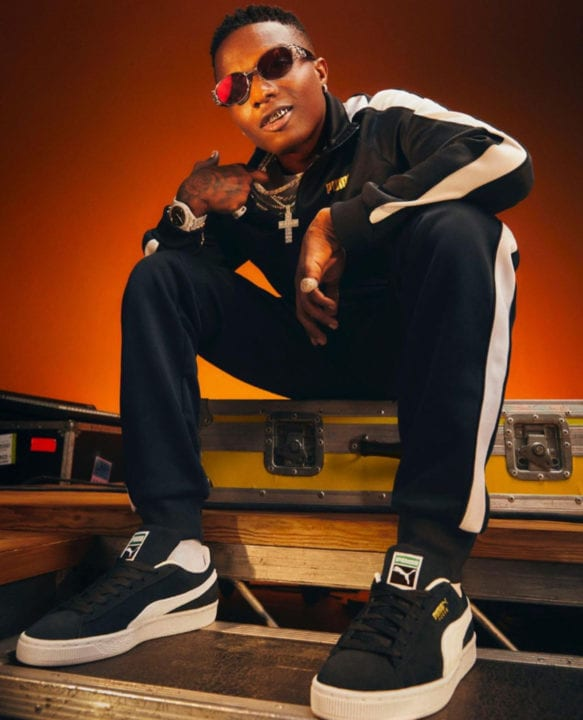 Wizkid Hints At New Video Off 'Made In Lagos' Album