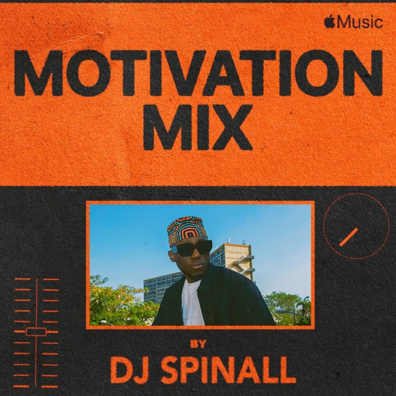 DJ Spinall comes through with a Motivation Mix
