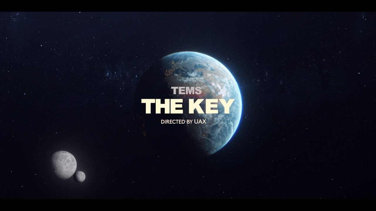Off her debut EP, Tems releases the visuals for 'The Key'