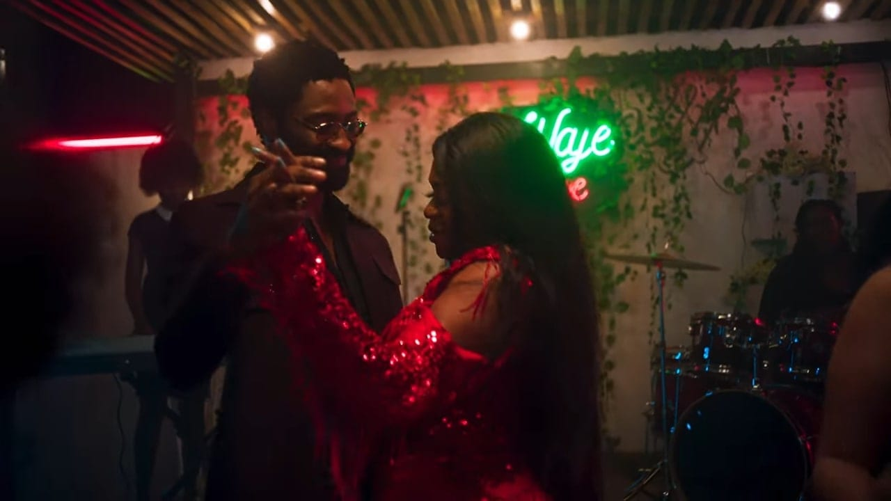 Waje shares the visuals for 'Best Thing', starring Ric Hassani