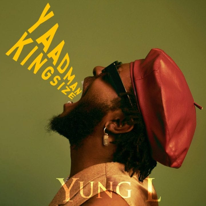 Yung L dishes out sophomore album, 'Yaadman Kingsize'