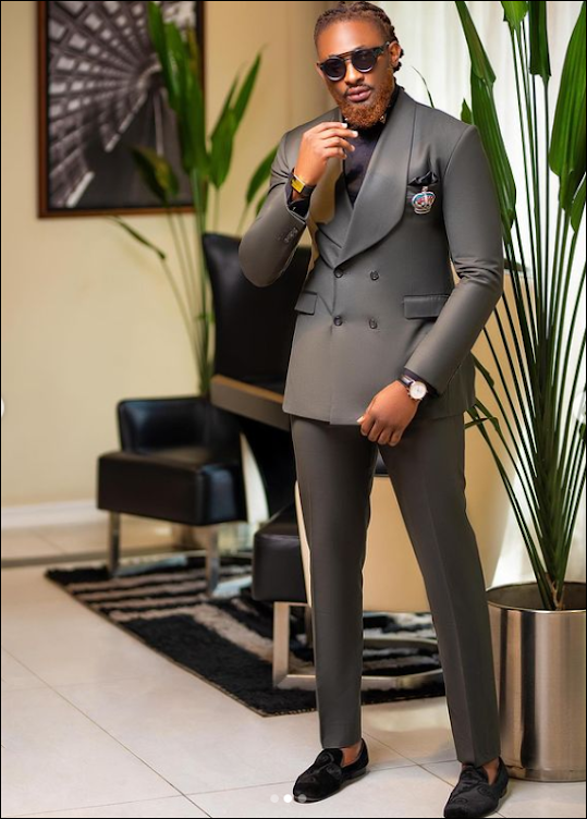 Do not flirt with me unless you are single — Uti Nwachukwu warns as he makes a New Year resolution