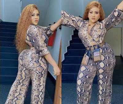 My TAMPPAN suspension, joke of the century — Nigerian actress , Nkechi Blessing