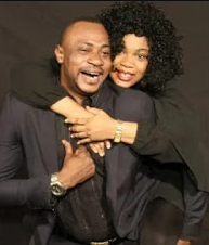 Odunlade Adekola throws surprise birthday for alleged side chic, Nollywood actress Eniola Ajao