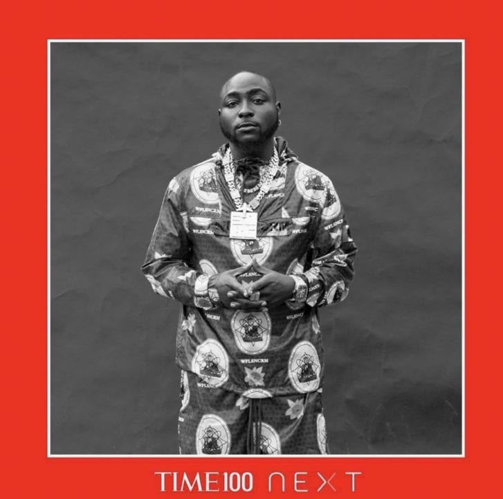 Davido, Lil Baby And Others Make The 2021 List Of #TIME100Next