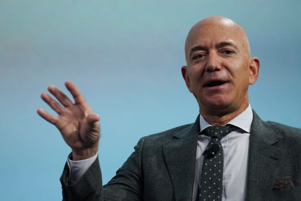 Jeff Bezos To Step Down As Amazon CEO After 26 Years
