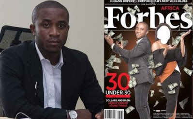 Forbes celebrated Obinwanne Okeke sentenced to 10 years in prison for fraud