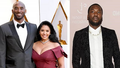 Vanessa Bryant calls out Meek Mill over 'insensitive' Kobe line