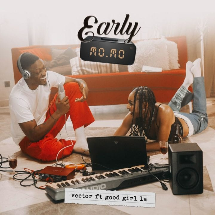 Vector taps Goodgirl LA for 'Early Momo'