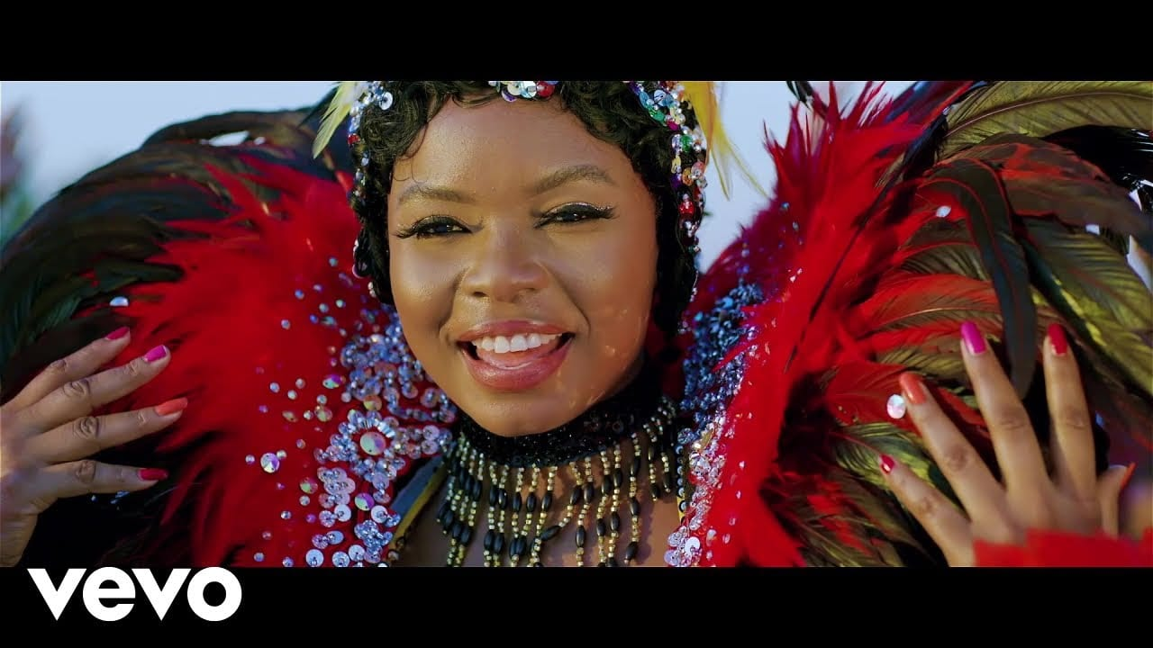 Yemi Alade shares colourful video for 'Turn Up'