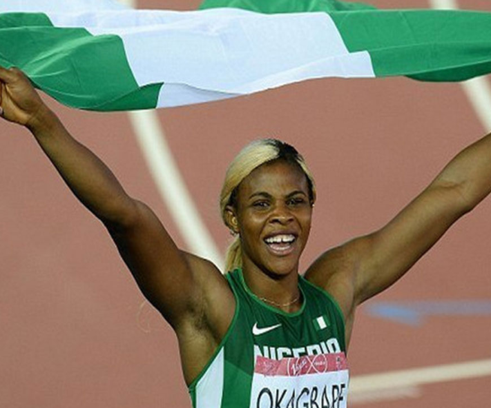 Nigerian Athlete, Blessing Okagbare becomes Guinness world record holder