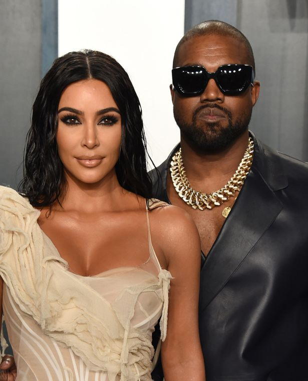 Kanye West 'struggling with looming divorce' as he 'cannot fight' Kim Kardashian