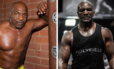 Mike Tyson confirms Holyfield fight to rubbish claims he rejected $25million deal