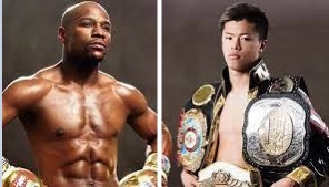 I lied about earning £6.5m against Nasukawa – Mayweather
