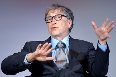 Bill Gates predicts date the world will get 'back to normal'