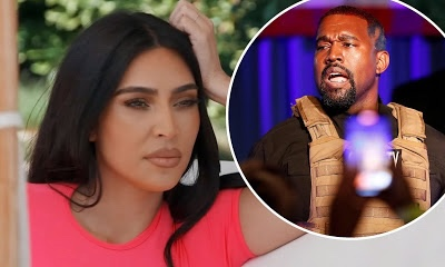 Kim Kardashian 'begged Kanye West to meet with her'