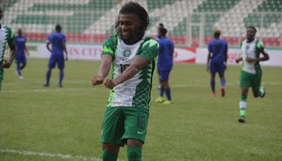 A Comeback! Iwobi tests negative for covid-19