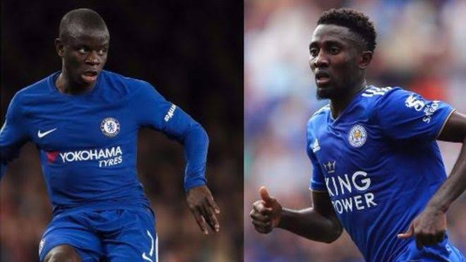 'It used to irritate me' – Wilfred Ndidi speaks on emerging from Chelsea star N'golo Kante's shadow after joining Leicester