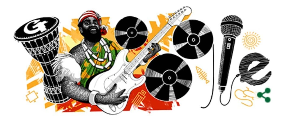 Oliver De Coque Honored By Google On His 74th Posthumous Birthday