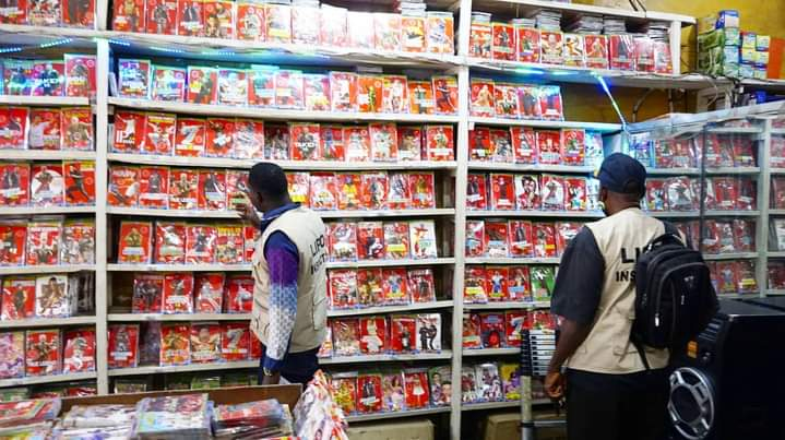Liberia Announces War against Intellectual Property Theft