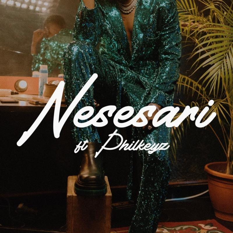 "Kizz Daniel Serves us with new single ""Nesesari"" featuring Philkeyz"