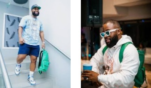 "South African rapper ""Cassper Nyovest"" is grateful to have survived coronavirus"