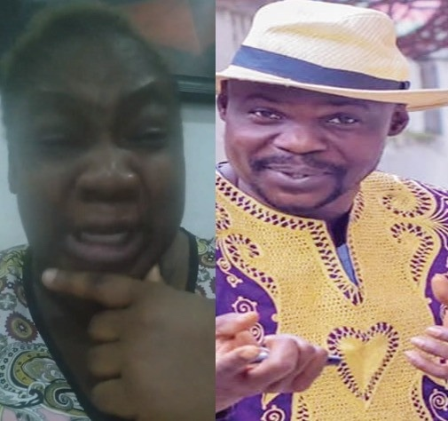 Comedian, Princess, says her foster child is the victim actor Baba Ijesha allegedly defiled 7 years ago (video)